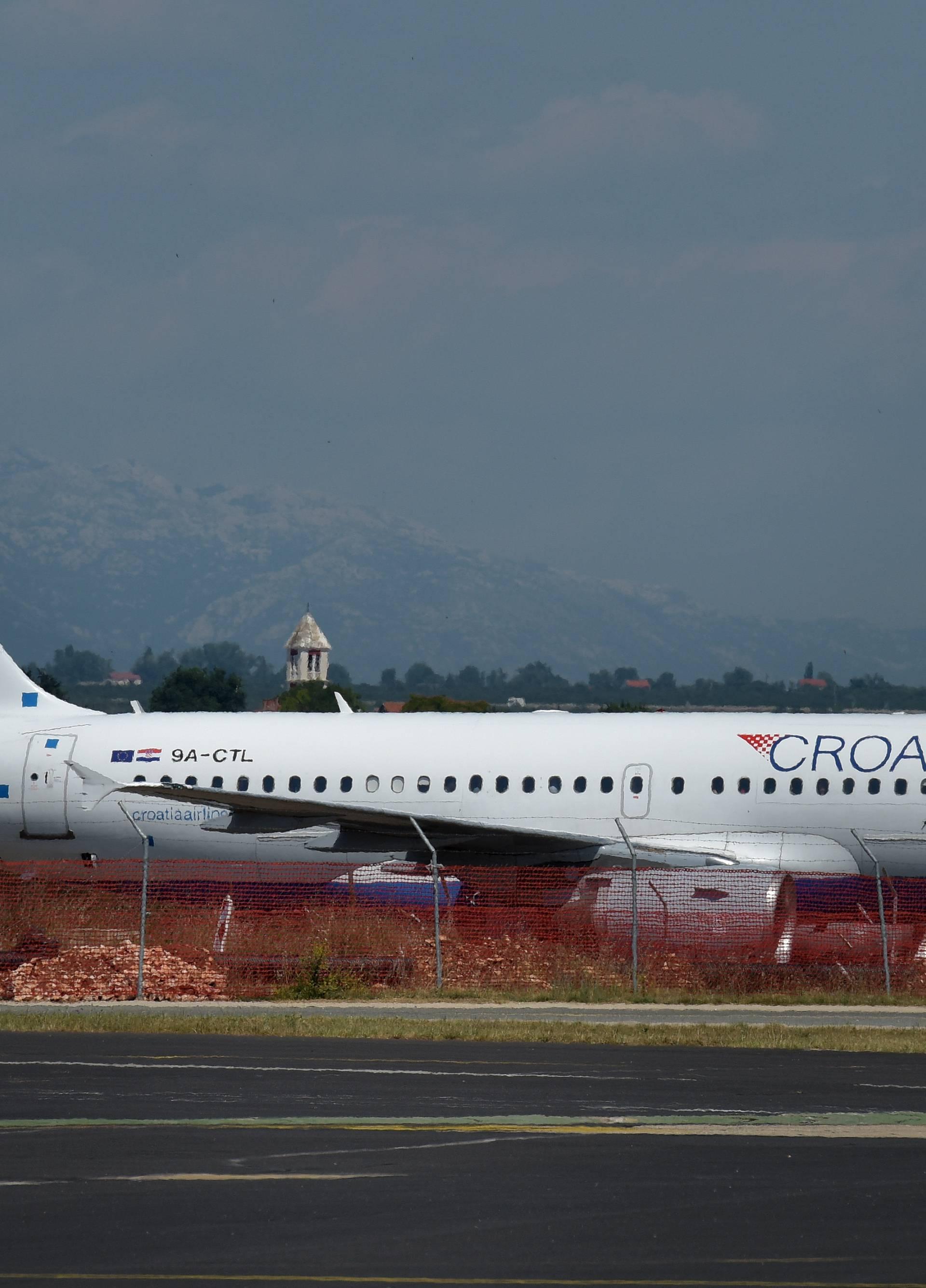 Radnici Croatie Airlines neće u štrajk, avioni će letjeti redovno