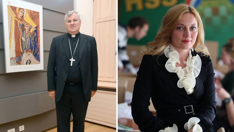'Biskup Košić je na misi tražio da damo potpis Marijani Petir'