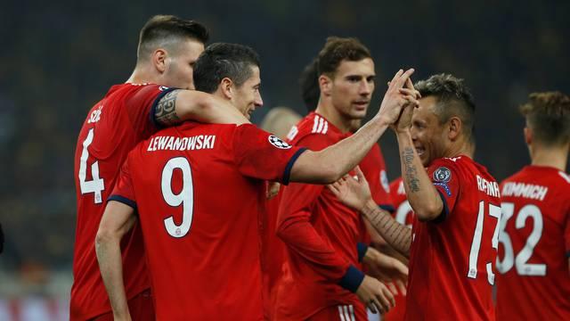 Champions League - Group Stage - Group E - AEK Athens v Bayern Munich