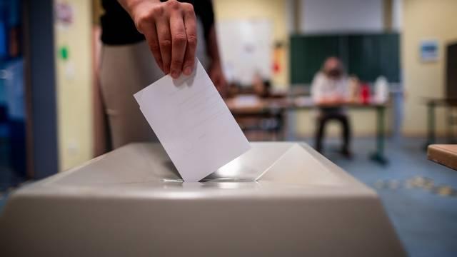 Run-off elections North Rhine-Westphalia - Düsseldorf