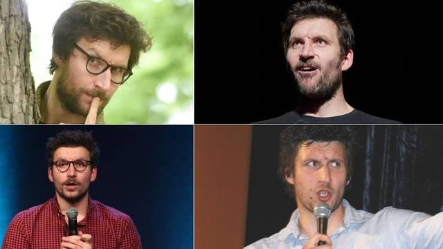 Arhitekt iz Čakovca dao otkaz da bi postao komičar: Baka kaže da radim budalu od sebe