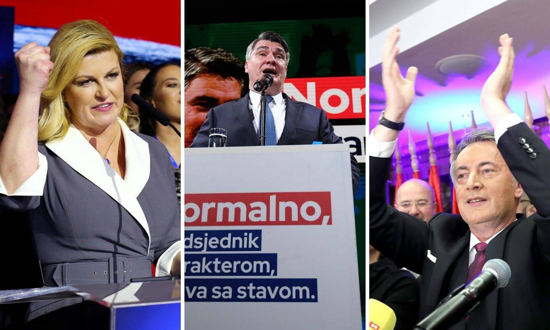 Milanoviću, Škori i Kolindi za svaki glas 1,78 kn iz proračuna