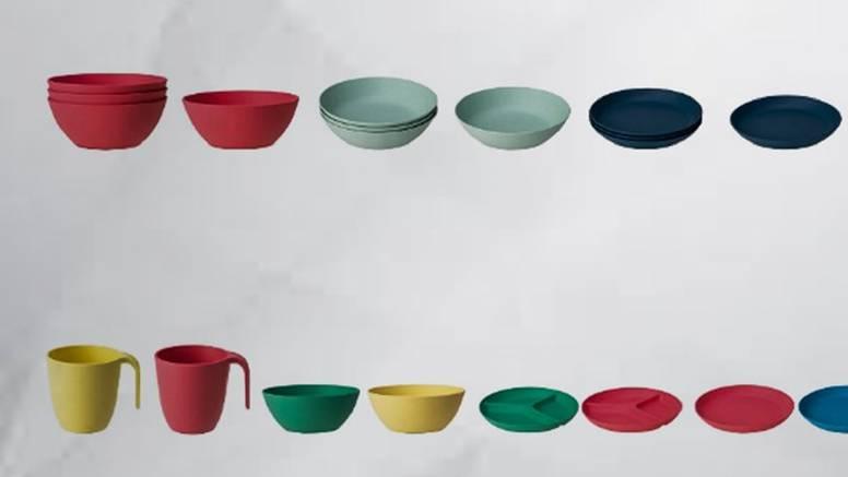 Upozorenje: IKEA povlači iz prodaje zdjelice, čaše i tanjure