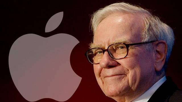 Warren Buffet planira zaraditi na Appleu. Zaradite i vi!