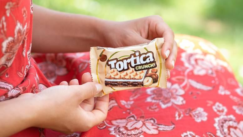 #odhrskaj sve brige uz novu Torticu Crunchy