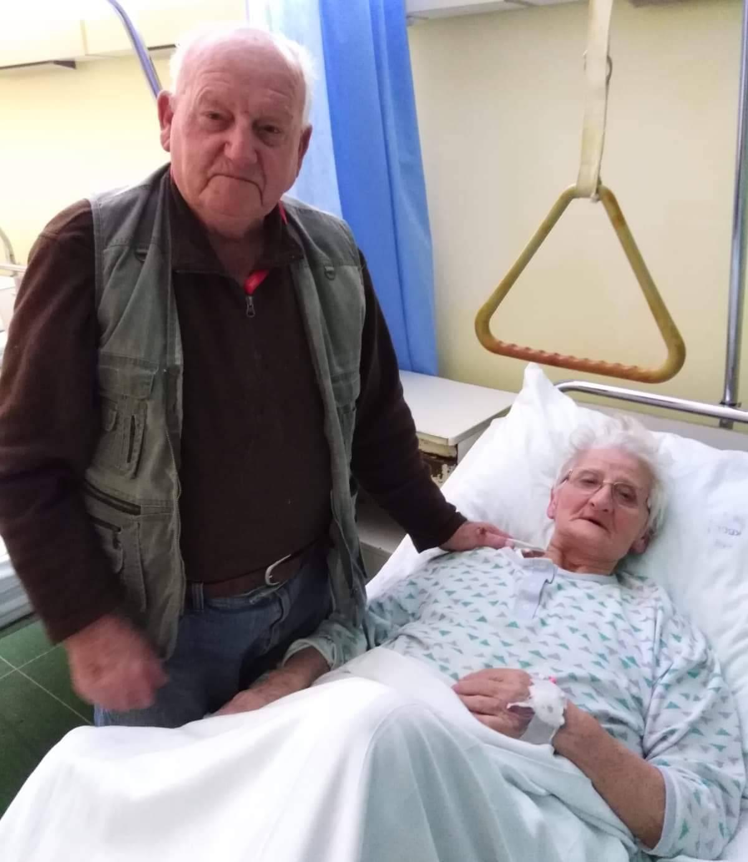 Voljeli su se 60 godina, a umrli istog dana: Otišla je sat kasnije