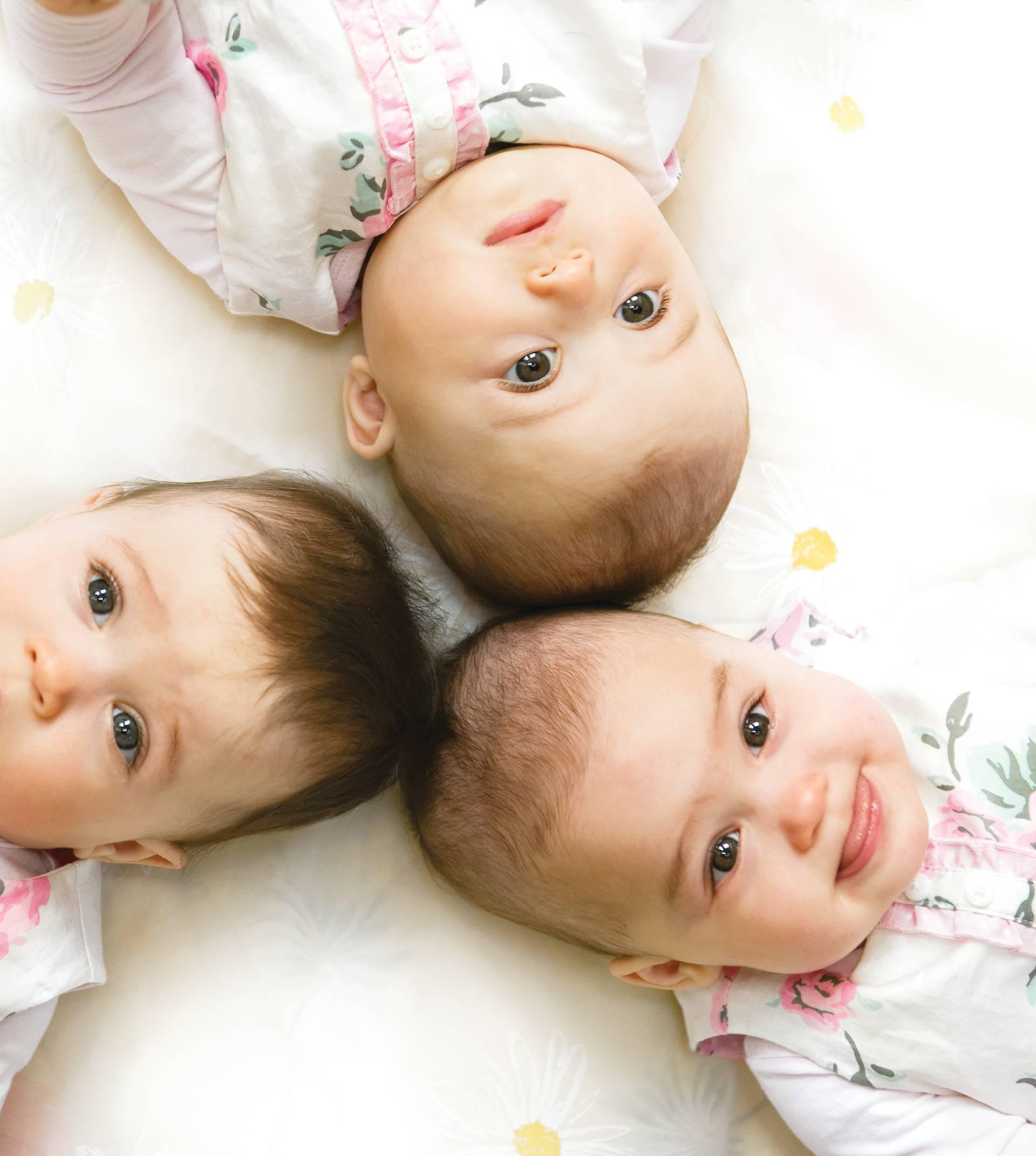 Sweet triplet