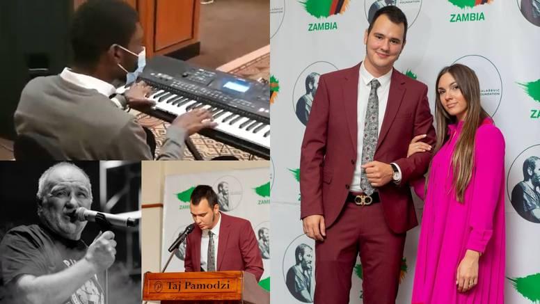 U Zambiji sviraju Balaševićev hit na klavijaturi, a sin Aleksa primio je orden za voljenog oca