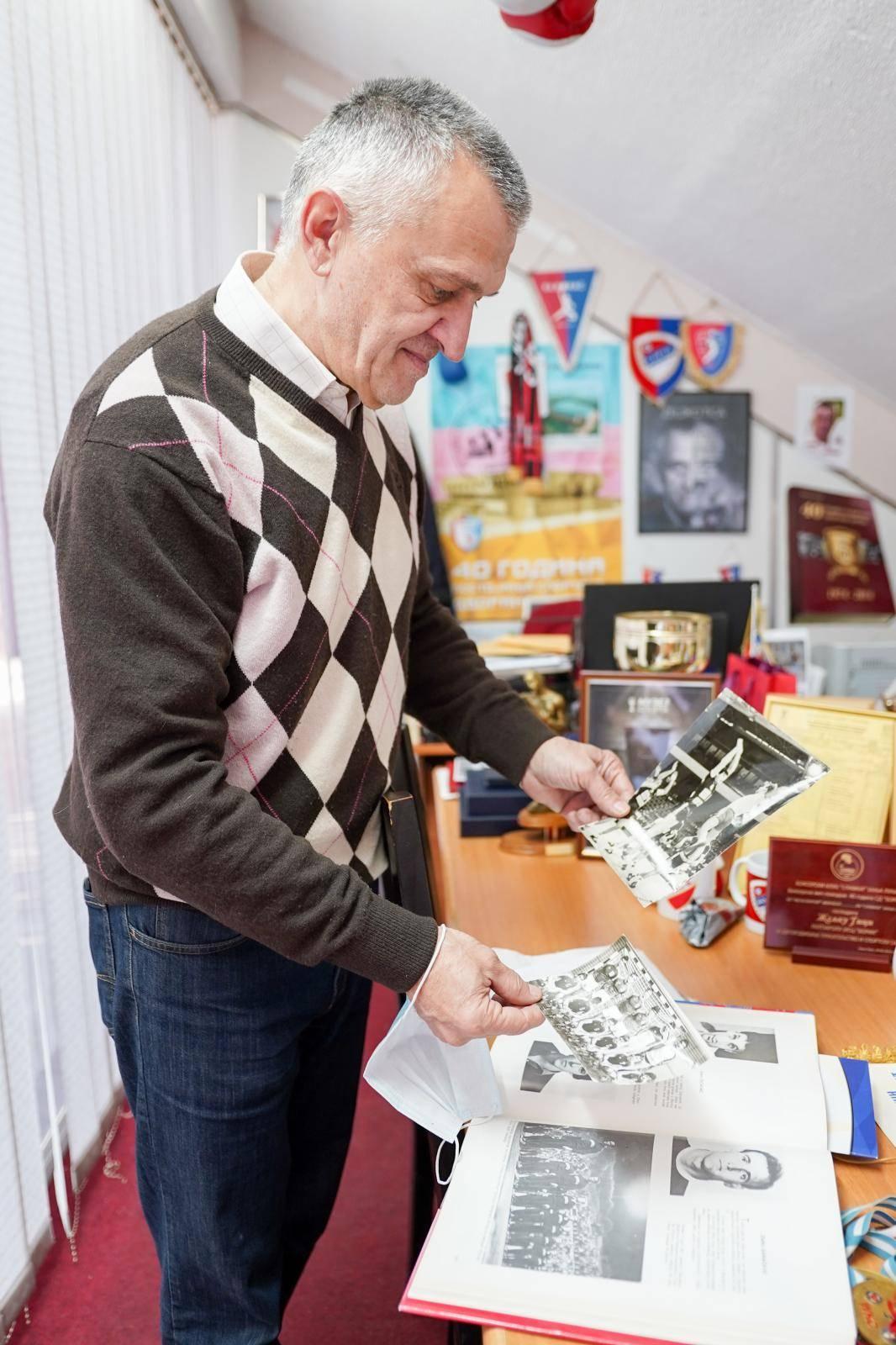 Banja Luka, grad u kojemu je Saračević rođen i napravio prve rukometne korake