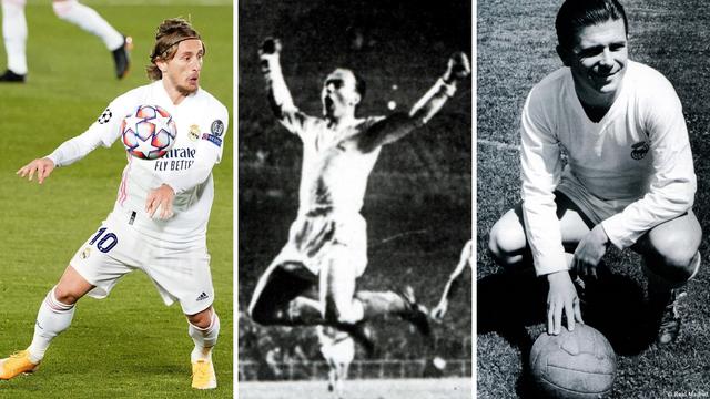 Luka legenda Reala: To su mogli još samo Puskas i Di Stefano!