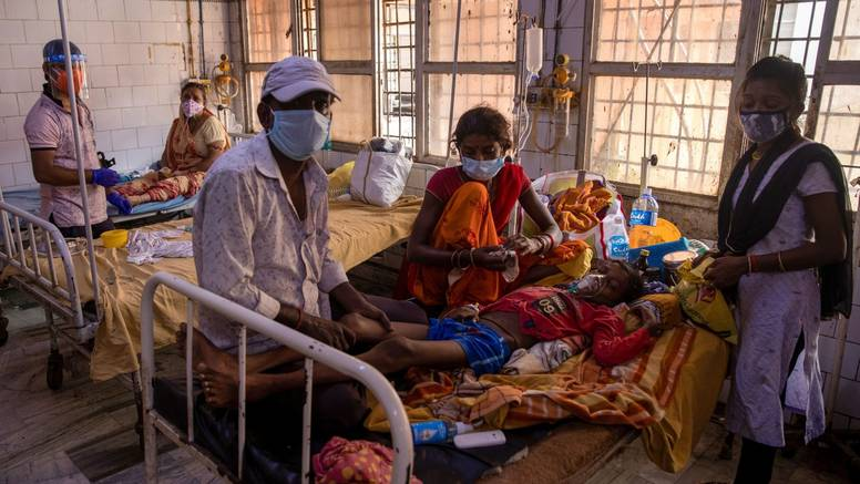 Misteriozna bolest povezana je s trovanjem teškim metalima: Hospitalizirano preko 350 ljudi