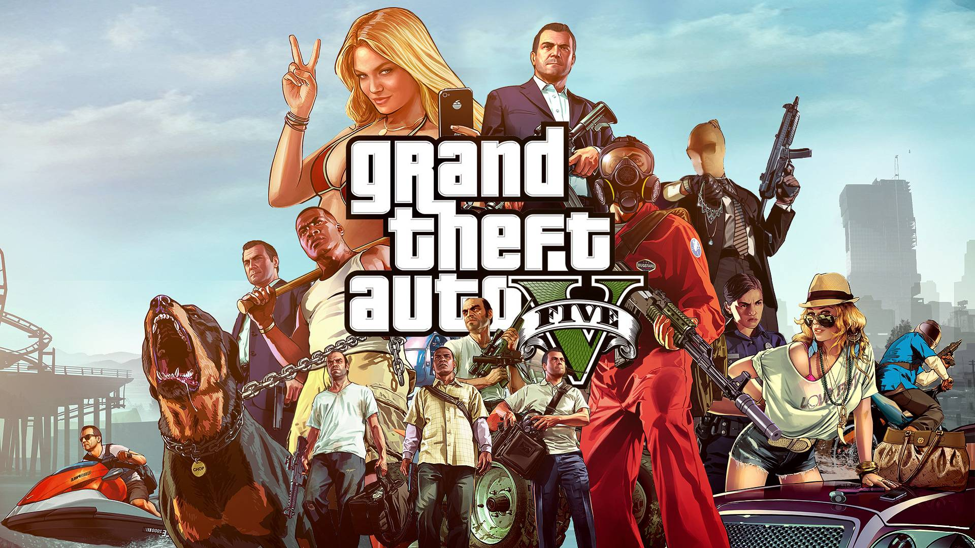 Inspiracija za gamere: Top 10 modova za Grand Theft Auto V