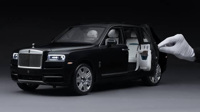 Nevjerojatno, ova Rolls Royce igračka košta čak 35.000 eura