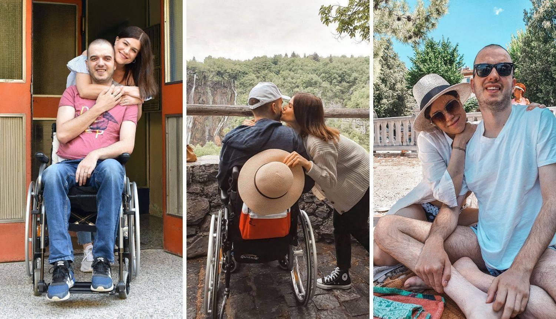 'Multipla skleroza nas je spojila i od tada smo nerazdvojni'