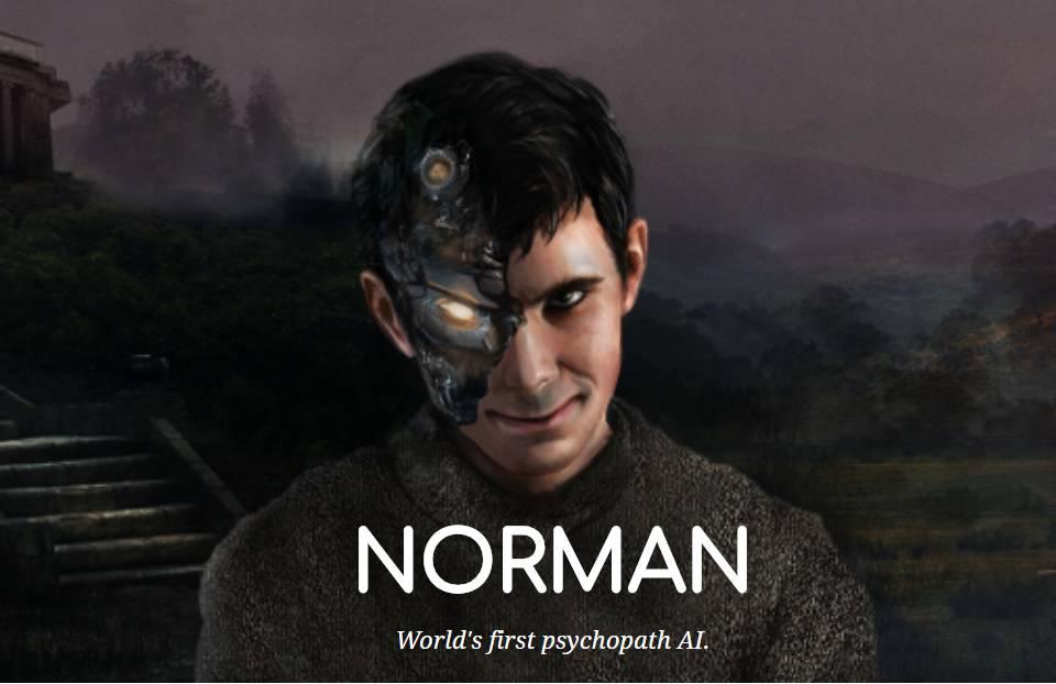 Upoznajte Normana: Umjetna inteligencija postala psihopat