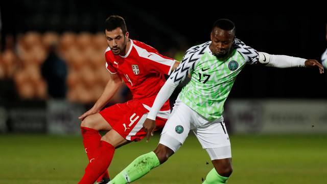 International Friendly - Nigeria vs Serbia