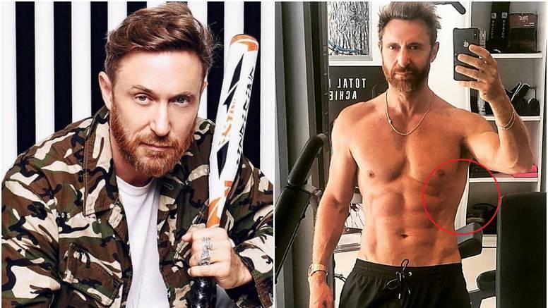 Zaigrao se: David Guetta suzio struk i 'slučajno' iskrivio policu