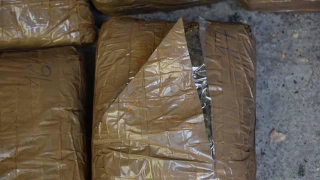 Dvojica Bugara uhićena s 40 kilograma marihuane u Iloku