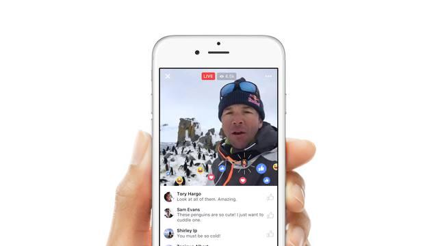 Na Facebooku ćemo uskoro gledati puno više videa uživo