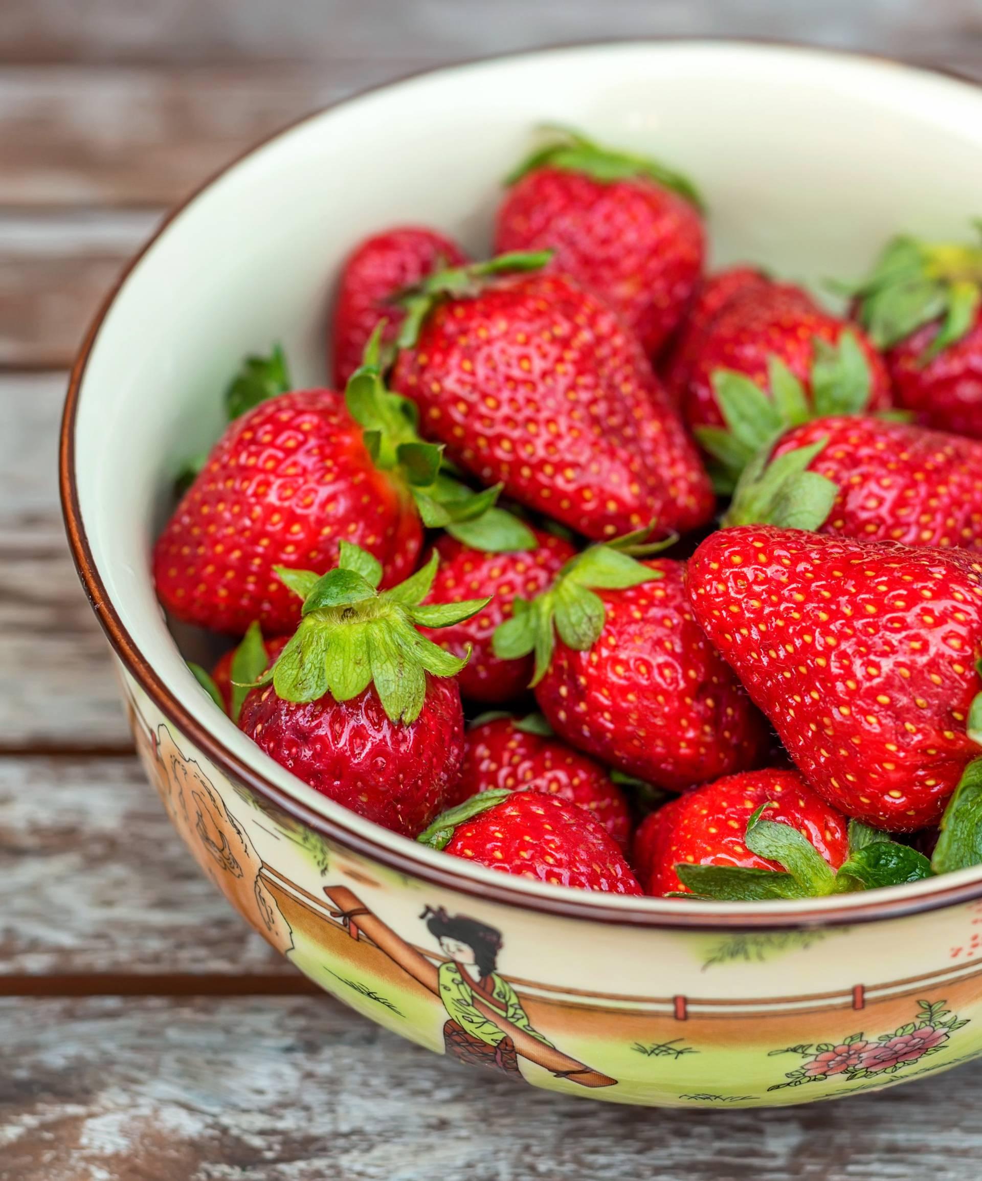20 recepata s jagodama za mršavljenje, zdravlje i imunitet