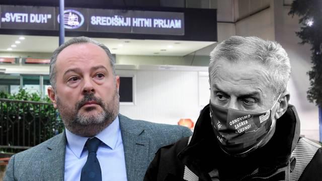 Dr. Redžepi: Jeli smo i Bandić se samo srušio. Oživljavao sam ga. Bio je još živ kad je došla Hitna