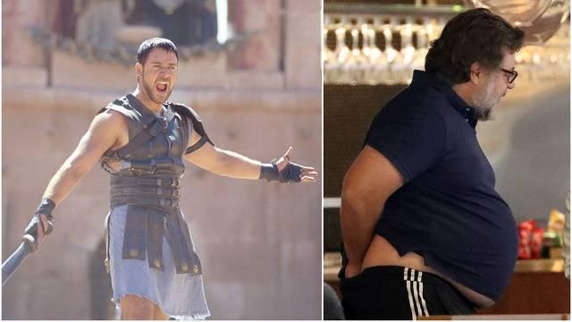 Russell Crowe se popunio za ulogu: 'Gladijatore, jesi to ti?'