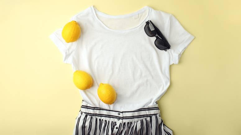 Pitate se mogu li limuni doista izbijeliti odjeću? Evo odgovora!