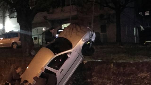 Dan bez ručne: Auti oštećeni, a njihovi vozači dobili su kazne