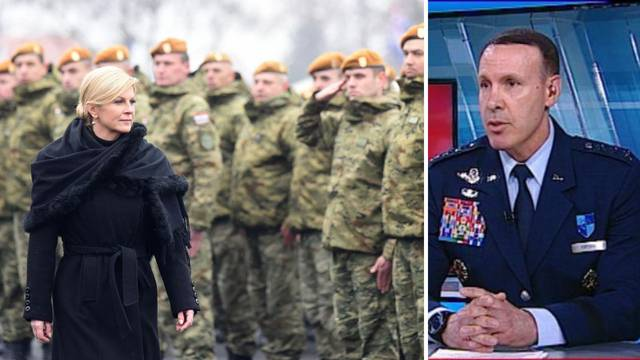 'Možete biti ponosni. Hrvatska zaista ima impresivnu vojsku'