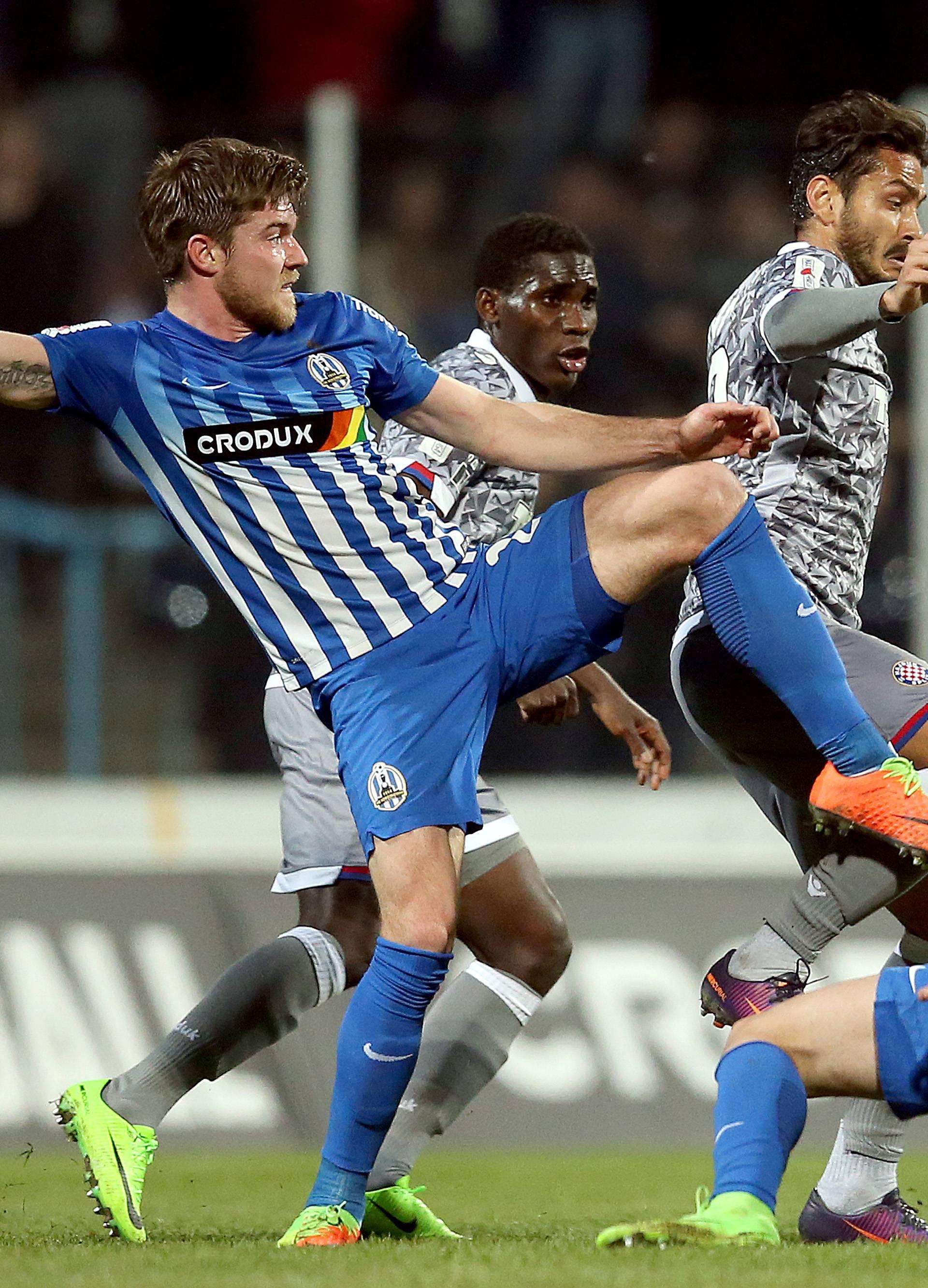 Stipica i prečka čuvali Hajduk od poraza protiv Lokomotive