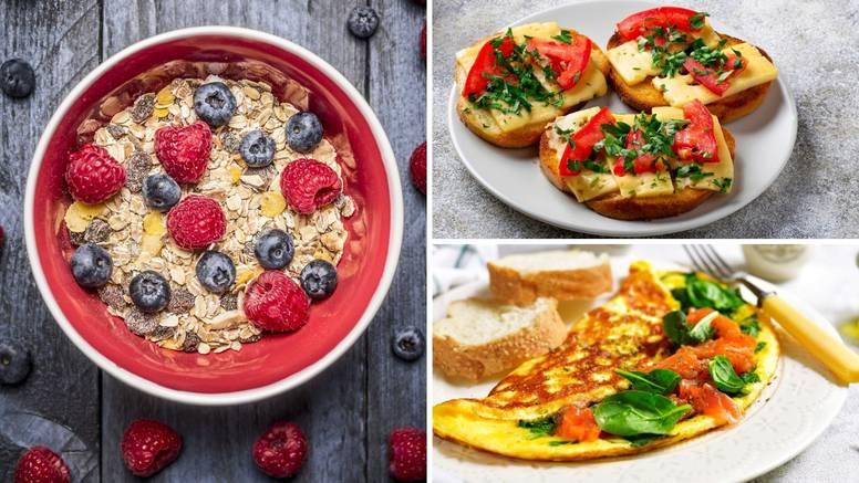 3 zdrava doručka za mališane
