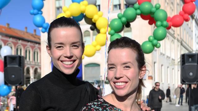 Dvostruko veselje: Ana i Lucija Zaninović zajedno u majčinstvu