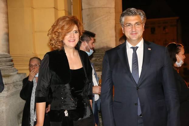 Plenković pohvalio pjevače HNK