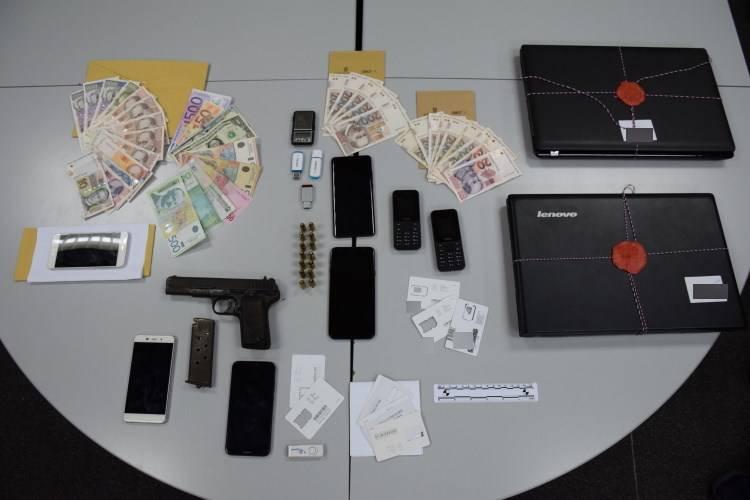 Sedmero uhićeno zbog sumnje na šverc 40 ljudi iz BiH