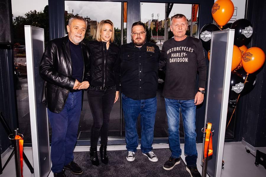 Novi prodajno-servisni centar Harley-Davidson®