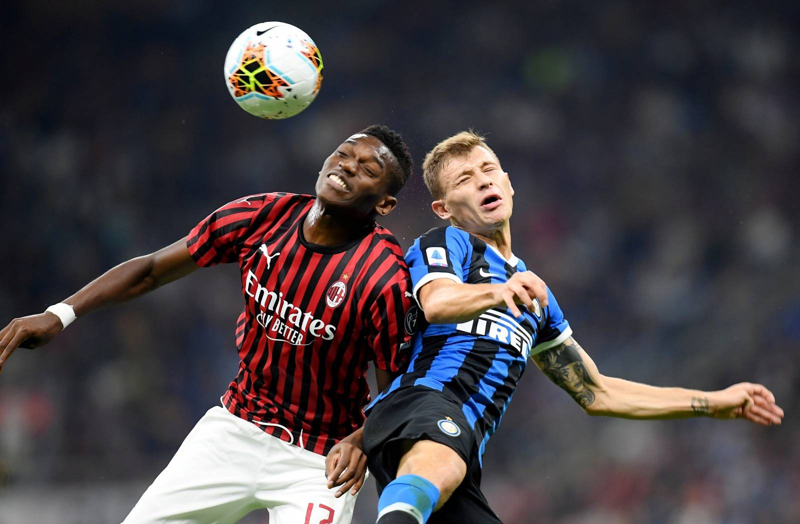 FILE PHOTO: Serie A - AC Milan v Inter Milan