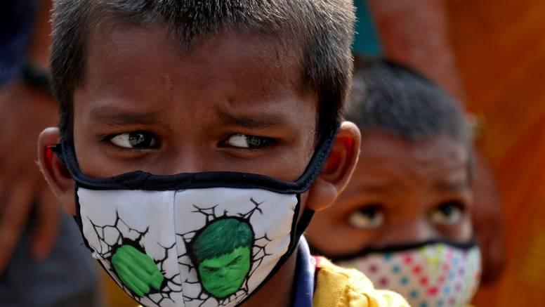 Mumbai: Polovica mlađih od 18 godina ima antitijela na Covid