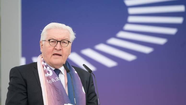 Njemački predsjednik: 'Neće biti potpunog povratka na staro'