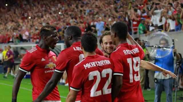 Manchester City vs Manchester United - International Champions Cup