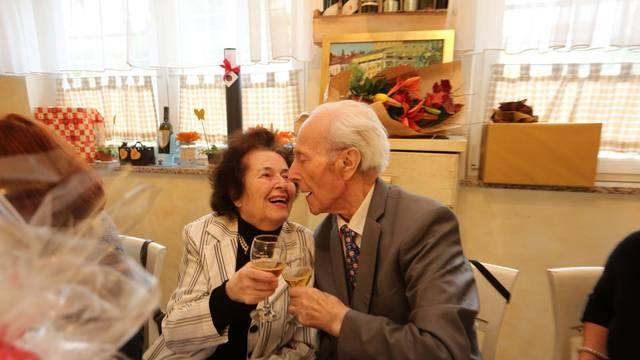 Mirko i Sunčica proslavili 60 godina braka: Jako smo sretni