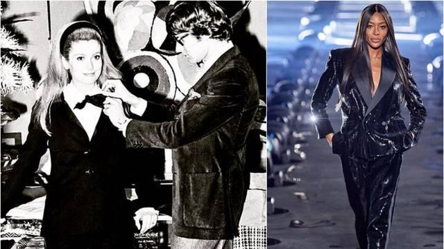 Smoking za nju: 1966. godine Yves Saint Laurent je razbio klišej o ženskom odijevanju