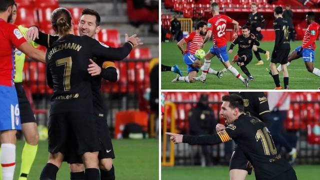 Nova majstorija Messija! Barca iskoristila težak kiks Madriđana