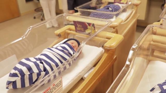 Baby olimpijada: Natječu se tko je najveća spavalica...