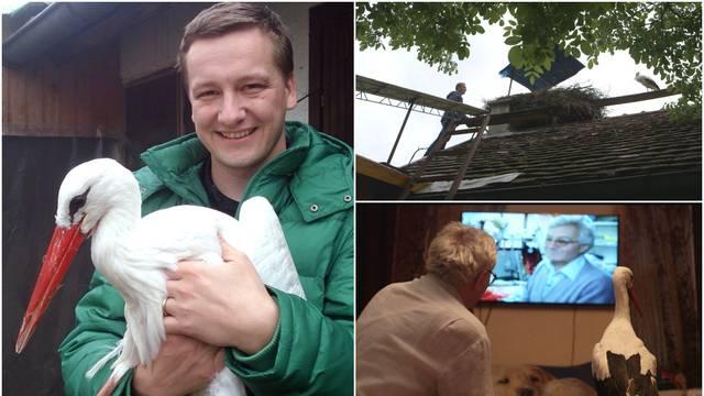 Jelinčić je snimio dokumentarac o dobrom čovjeku i dvije rode...