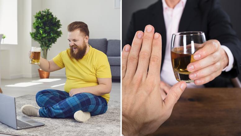 Karantena i alkohol: Saznajte koji ste tip pandemijskih cugera