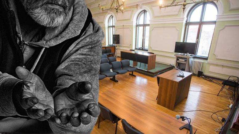 Sramotna presuda prosjaku je nova tragikomedija pravosuđa