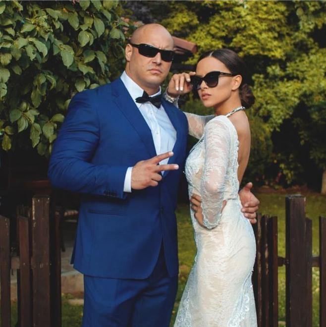 Celebrity vjenčanja: Ovi parovi su 2018. uplovili u bračnu luku