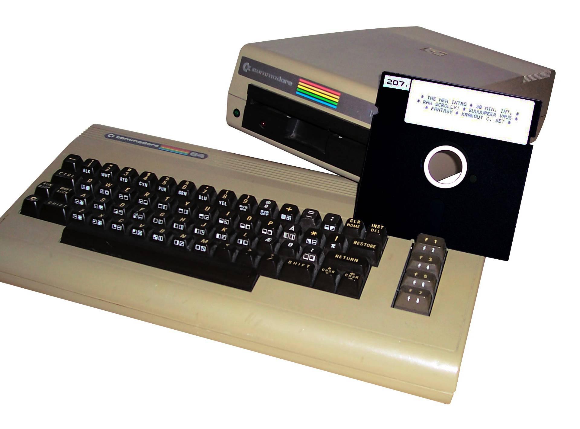 Kad smo za igre trebali olovku: Commodore slavi 37. rođendan