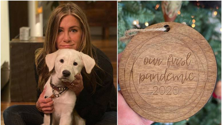 Aniston objavila ukras s bora pa je fanovi napali: 'Je l' se šališ?'
