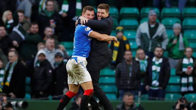 Scottish Premiership - Celtic v Rangers